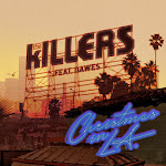 The Killers – Christmas In L.A. (feat. Dawes) [Single] Cover
