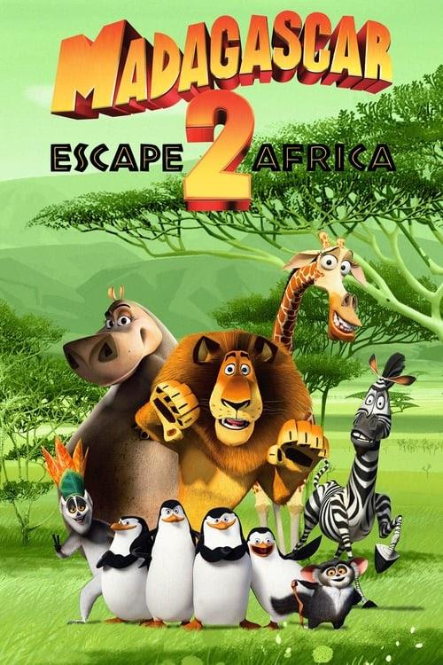 Madagascar 2 Ganzer Film Deutsch Kostenlos Anschauen