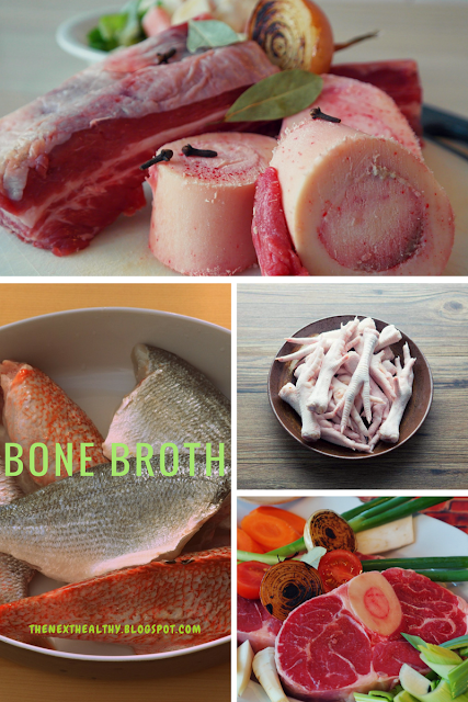 Bone broth, definition, health benefits and recipes