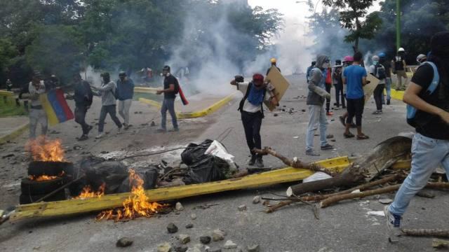 Cinco jóvenes muertos en protestas durante las últimas 24 horas