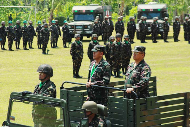 PRAY FOR PH: Strong 7,000 AFP Soldiers Vs. Abu Sayyaf