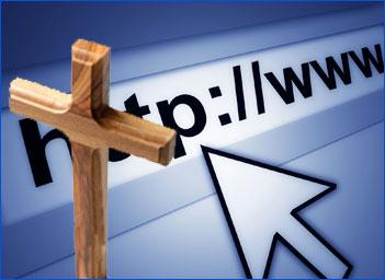 Ministerio evangelizando por Internet