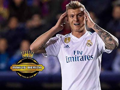 Toni Kross Kecewa Real Madrid Gagal Menang Lawan Levante