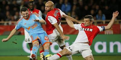 mendatang akan diselenggarakan pertandingan Ligue  Prediksi Monaco vs Marseille, French Ligue 1