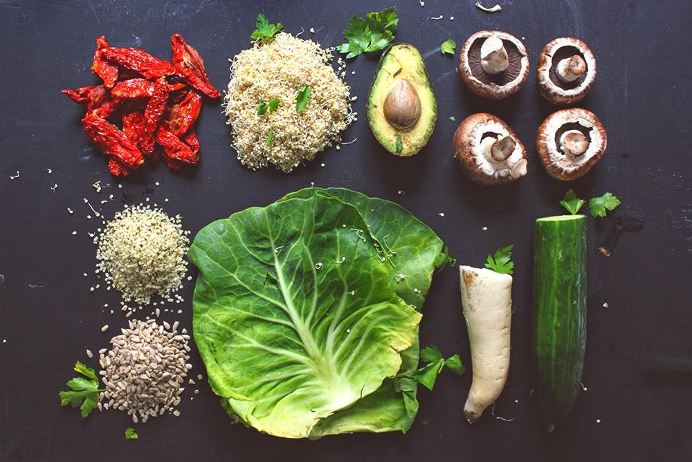 rettich rezepte vegan