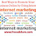 Best Ways to Promote Your Business Online by Using Internet