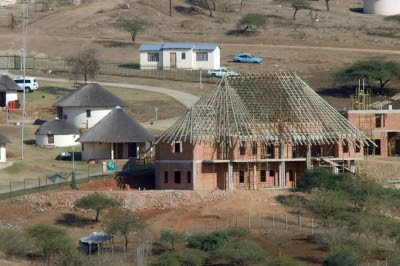 What is Happening in South Africa: Jacob Zuma's house in ...