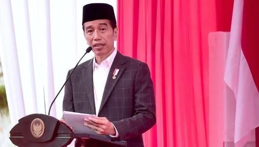 Kepalanya Diancam Dipenggal, Jokowi: Sabar Puasa, Serahkan ke Polisi