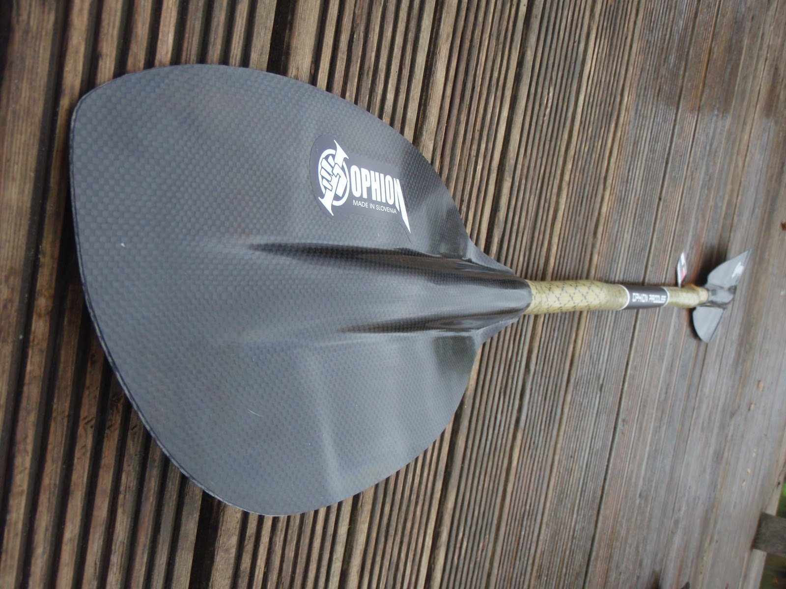 Canoe Kayak Trader Blog: New Ophion Paddles now in store!