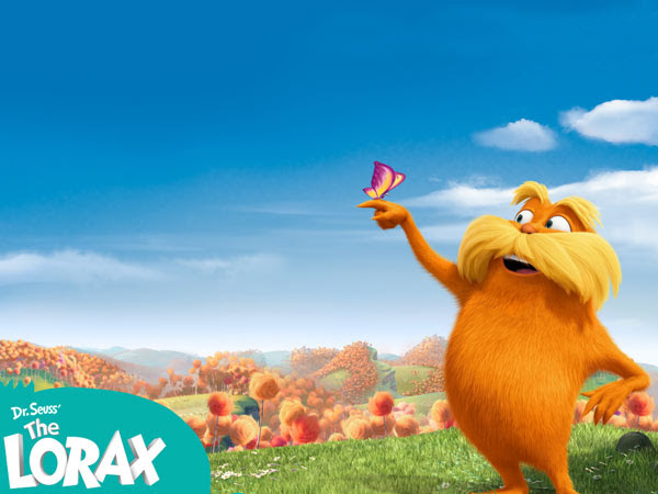 Teach Your Kids To Love Nature With Dr. Seuss' The Lorax