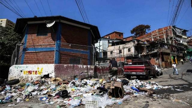 Murió Barrio Adentro, paz a sus restos