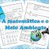 MATEMÁTICA E O MEIO AMBIENTE - ECONOMIA DE ÁGUA NA ESCOLA -  2º ANO/ 3º ANO