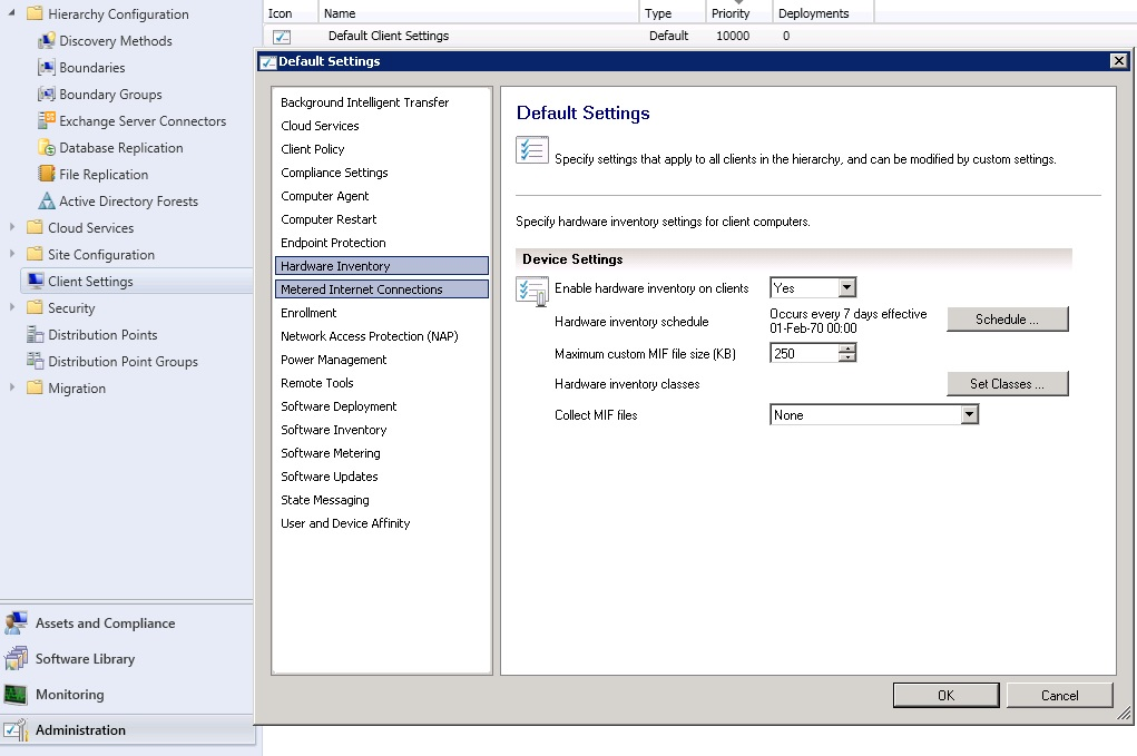 System Center Lair: Monitor Serial Number Report for SCCM 2012