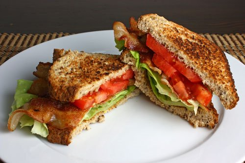 ... google images. This is not my bacon, lettuce, and tomato sandwich