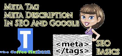 Impact of the Google/SEO  Meta Title Tag