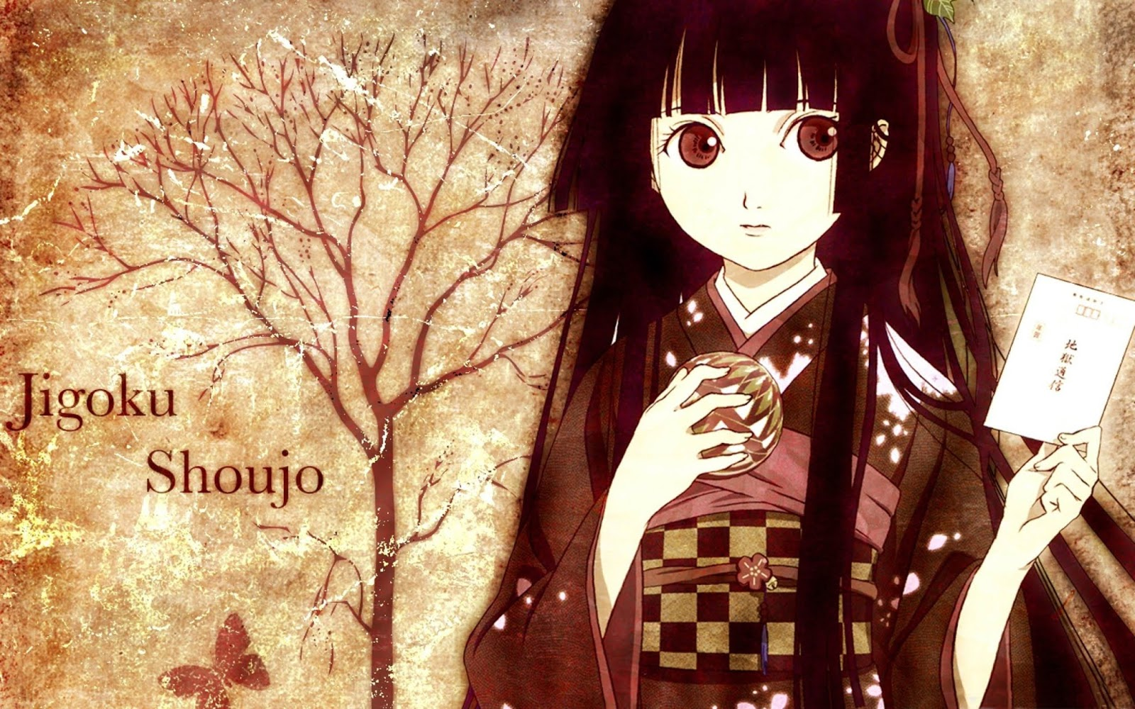 """Hell girl"" will be Live-Action Movie In 2019"