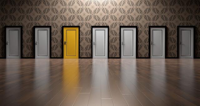 sfida opportunità scelte lavoro blogging