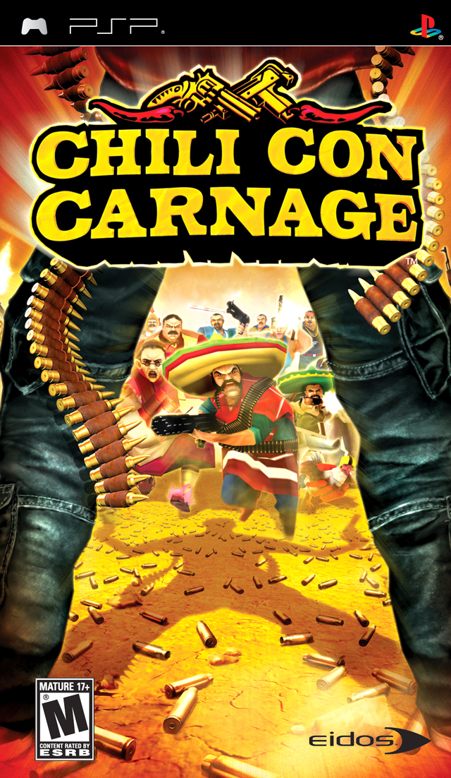 Chili Con Carnage - PSP - ISO Download