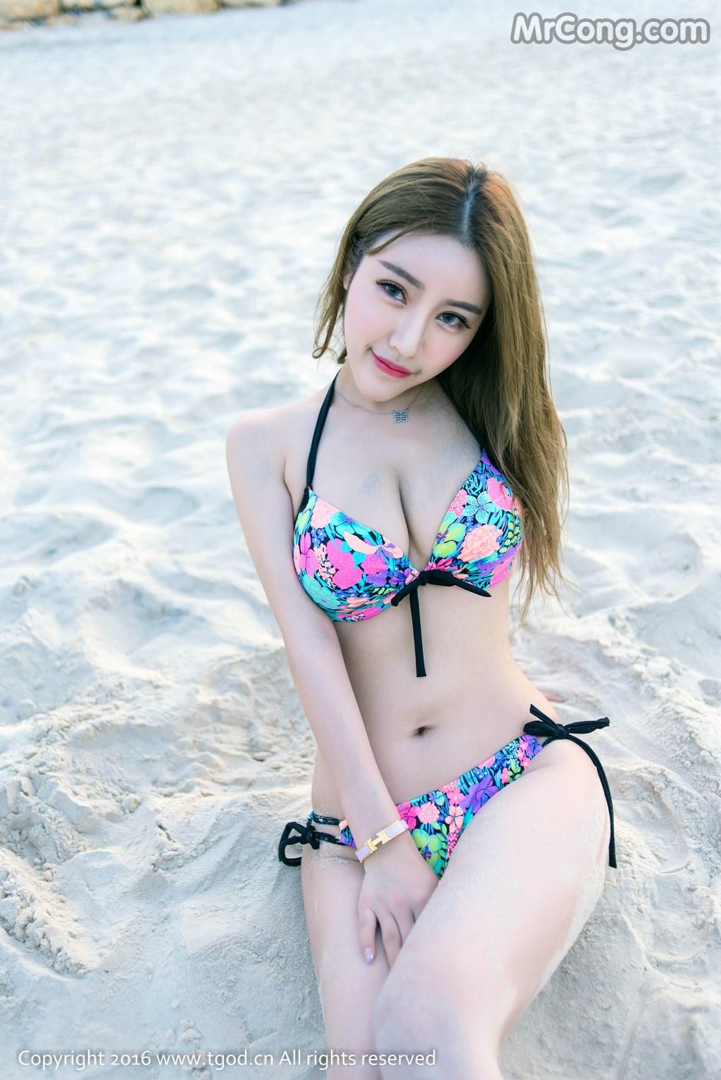 TGOD 2016-04-05: Model Jing Er (静儿) (45P)