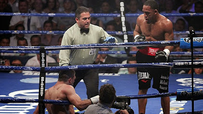 James Kirkland vs Perro Angulo