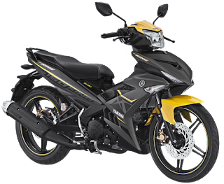 Warna baru Yamaha Jupiter MX King