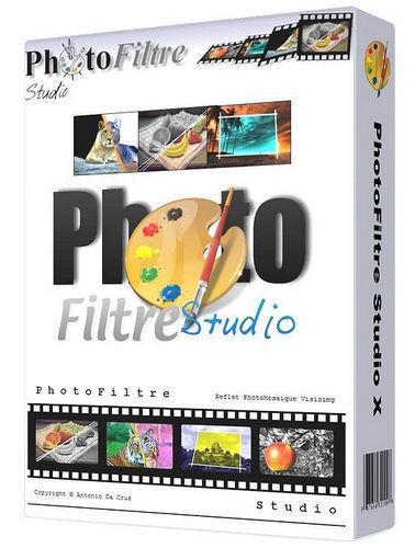 تحميل  PhotoFiltre Studio X