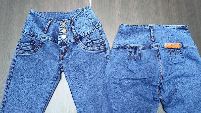 Pantalon Pretina Ancha color piedra tiro alto en Meixco 2020