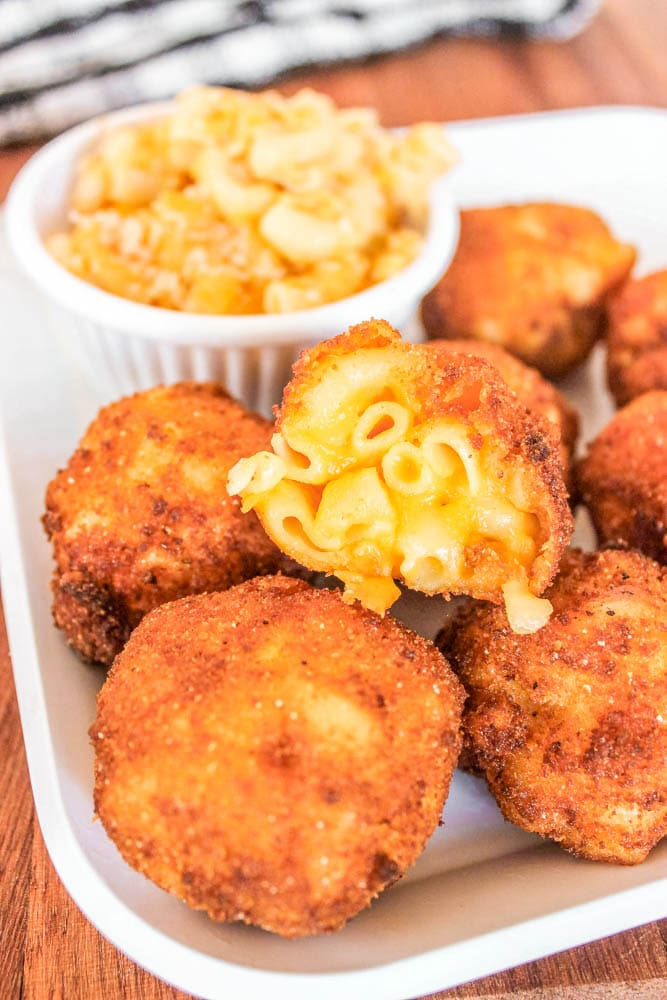 Fried Mac and Cheese Bites Recipe