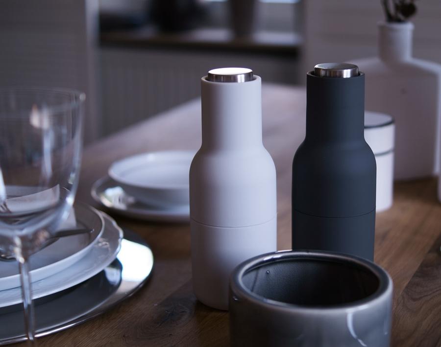 Blog + Fotografie by it's me! | fim.works | Nützliches und Schönes in den Farben der Hamptons | Salz- und Pfeffermühle von Menu