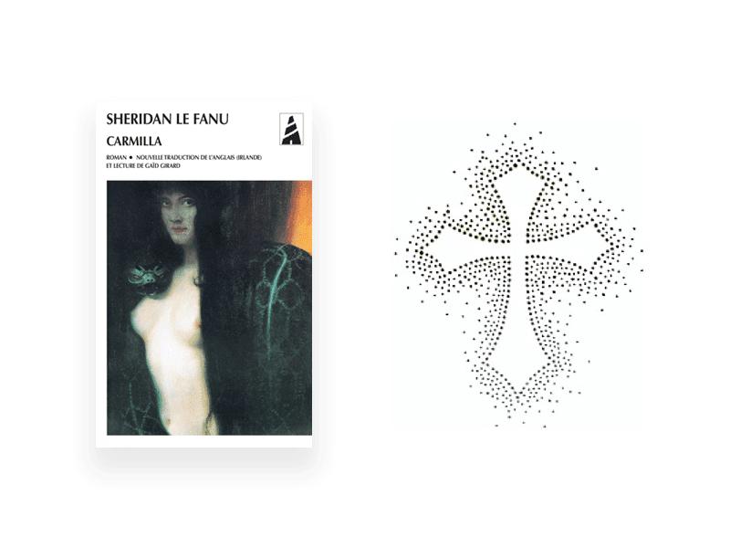 La fiancée de l'arbre Carmilla Sheridan Le Fanu livre roman gothique lesbianisme erotisme vampirisme
