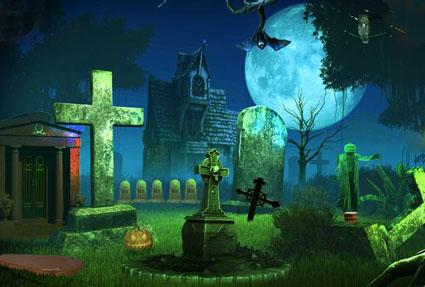 Escape Game: Dark Misty Night