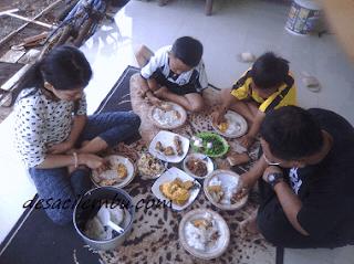 Acara Makan Bersama
