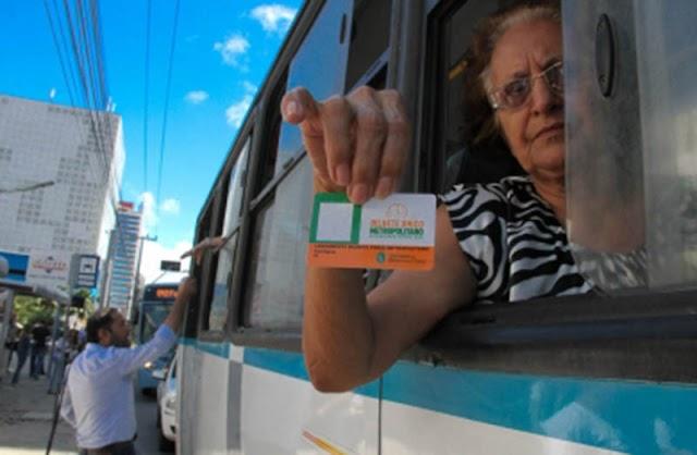 Fortaleza - Bilhete Único Metropolitano alcança marca de 1,5 milhão de viagens