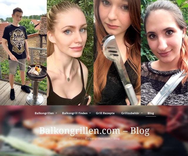 Das Team des Blog balkongrillen.com