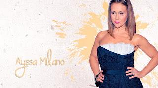 beautiful Alyssa Milano HD Wallpapers Free Photos Download
