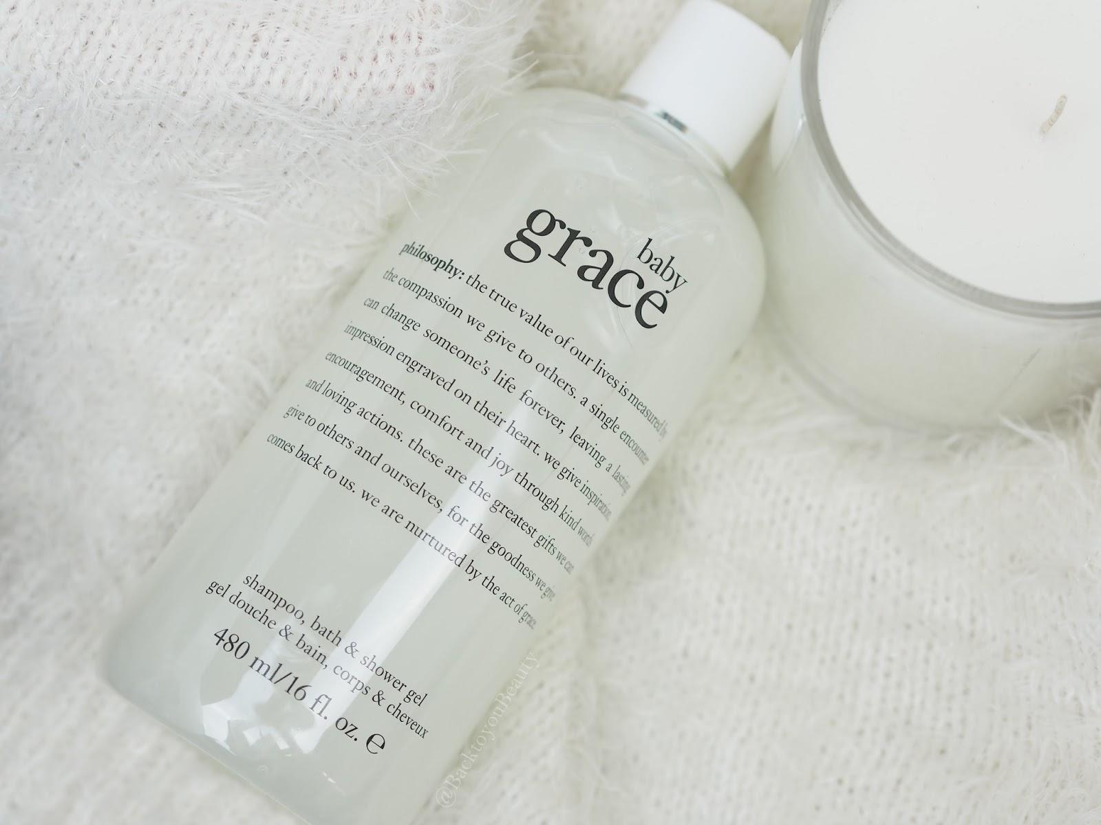 Baby Grace Shampoo, Bath & Shower Gel 480ml