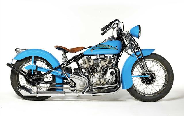 Crocker V-Twin (1936) Price, Specs, Review, Top speed, Wikipedia, Color