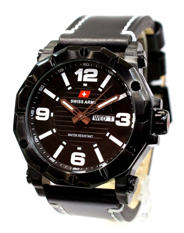 swiss army 2043 all black