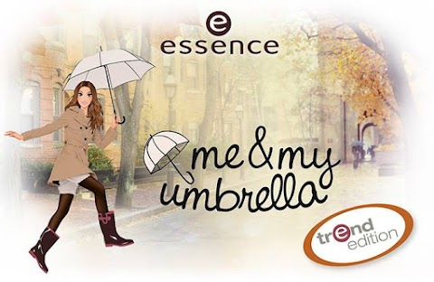 Essence Me & My Umbrella Fall 2016 Collection