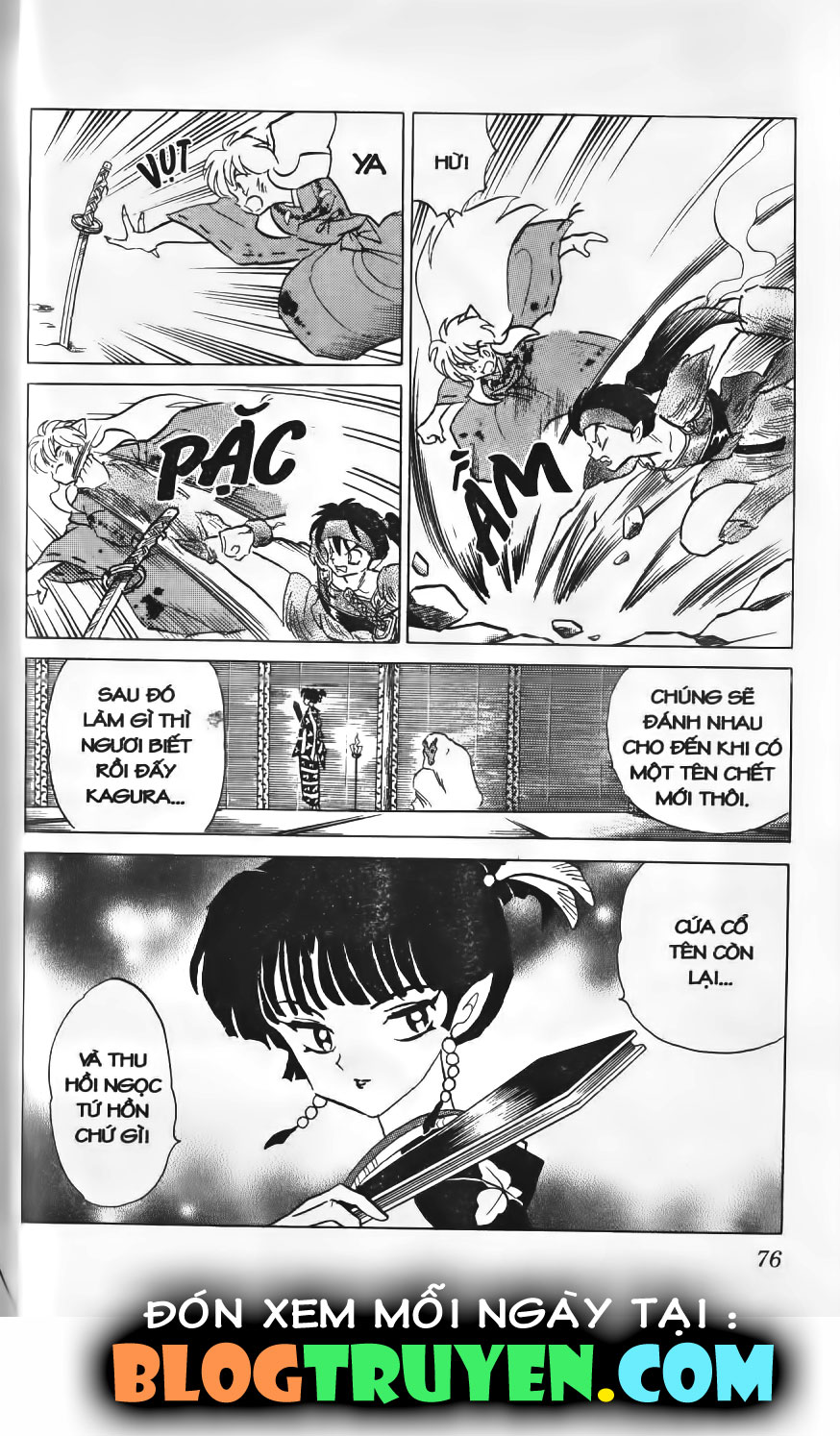 Inuyasha vol 15.4 trang 19