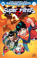 DC Renascimento: Super Filhos #1