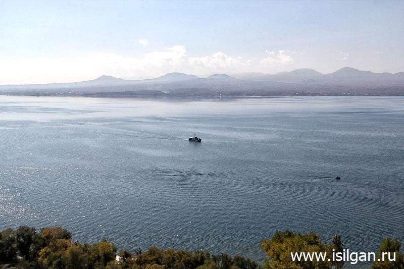Озеро Севан. Армения