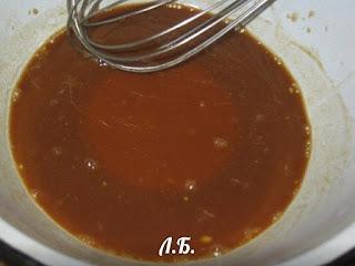 готовим маринад из меда и соевого соуса