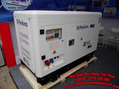 Perkins 15kva 403D-15G
