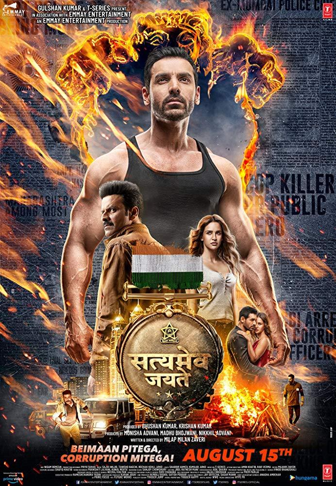 Satyameva Jayate 2018 Movie Free Download 720p BluRay