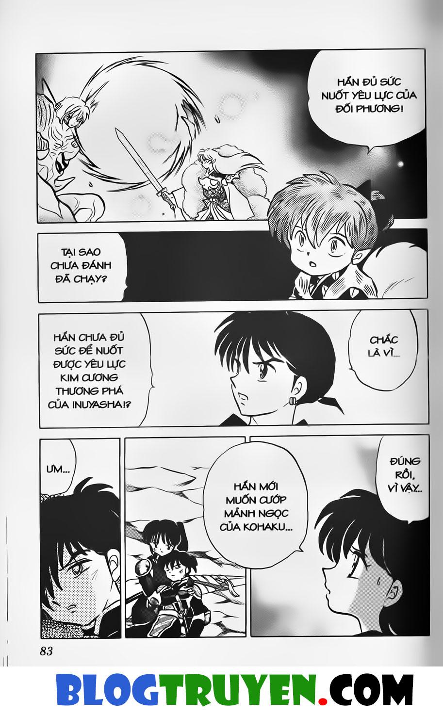 Inuyasha vol 38.5 trang 8