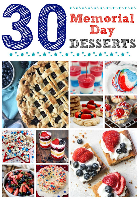 30 Memorial Day Desserts
