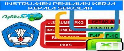 Instrumen Penilaian Kerja Kepala Sekolah (PKKS) Format Excel