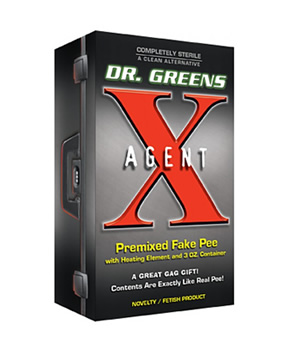 Dr. Greens Agent-X