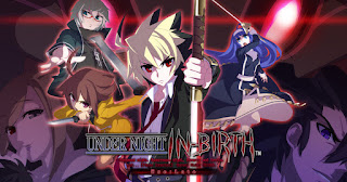 UNDER NIGHT IN-BIRTH Exe Late PC Full Version